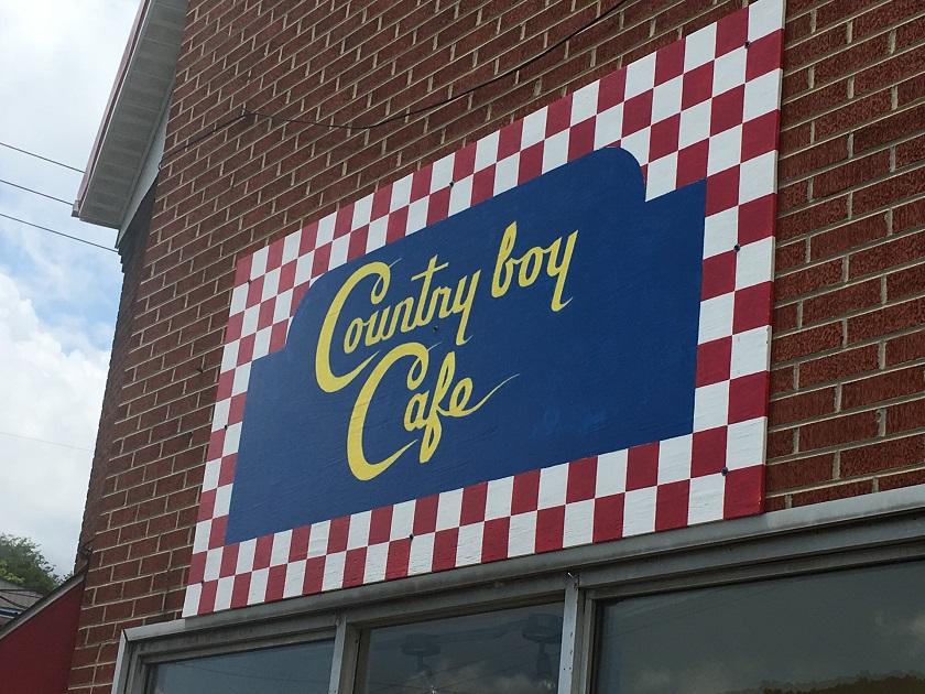 Countryboy Cafe, Pennington GapVA