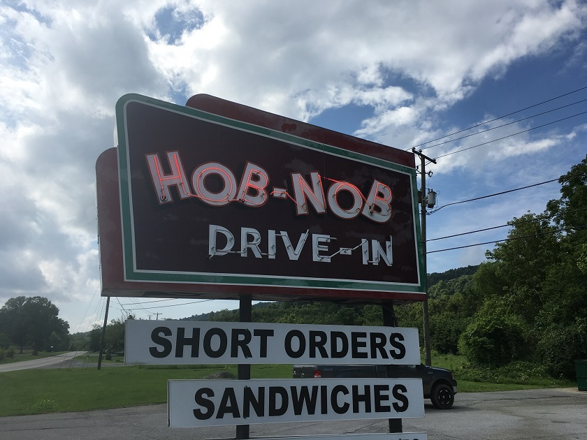 Hob-Nob Drive-In, Gate City VA