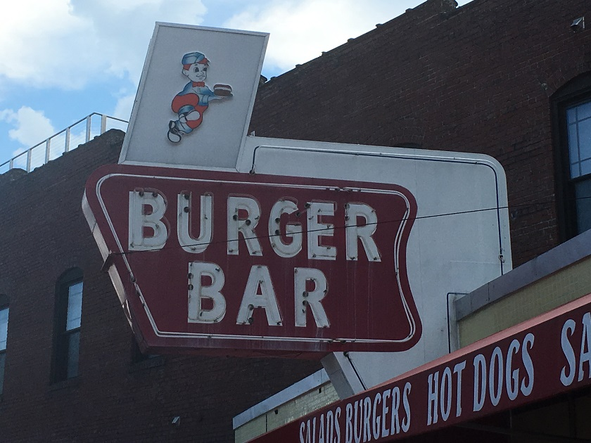 Burger Bar, Bristol VA