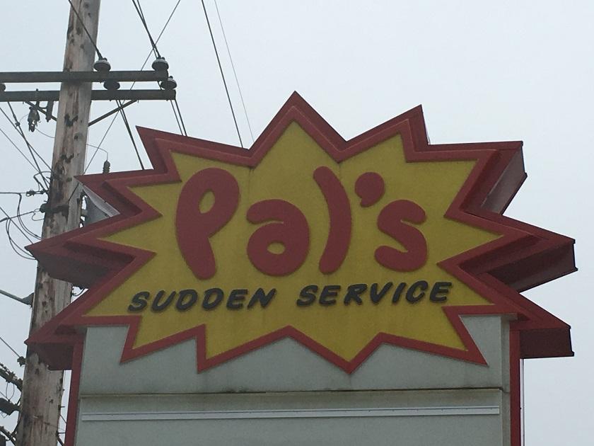 Pal's Sudden Service, KingsportTN