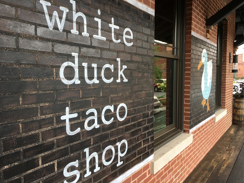 White Duck Taco Shop, Johnson City TN
