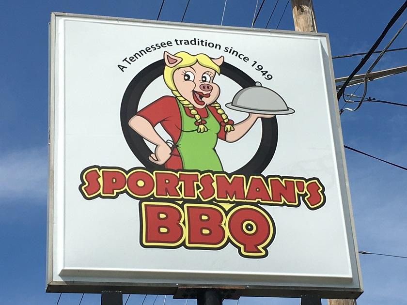 Sportsman's BBQ, ChattanoogaTN