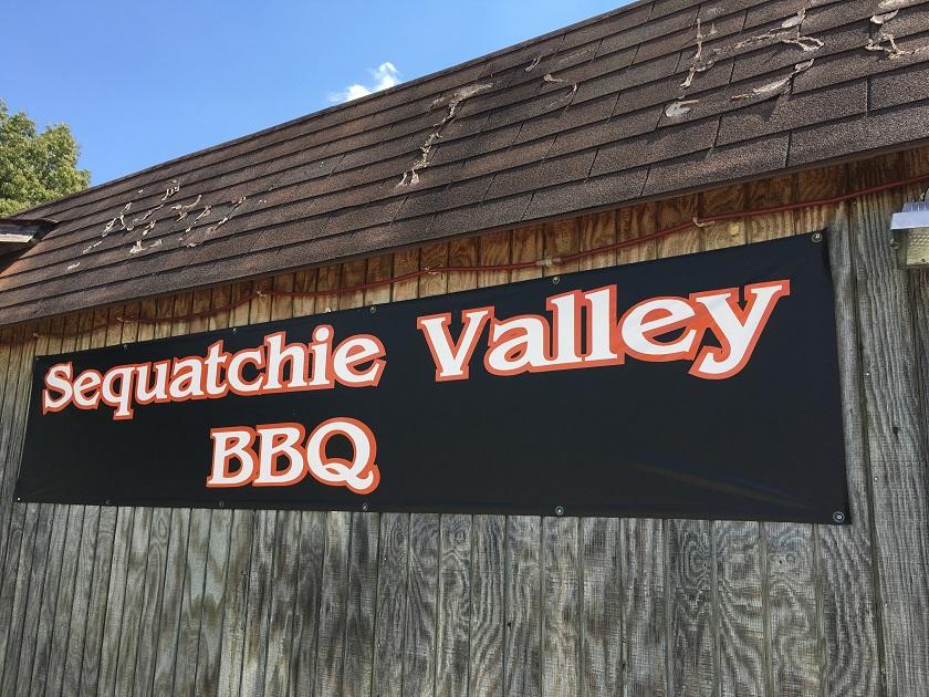 Sequatchie Valley BBQ, DunlapTN