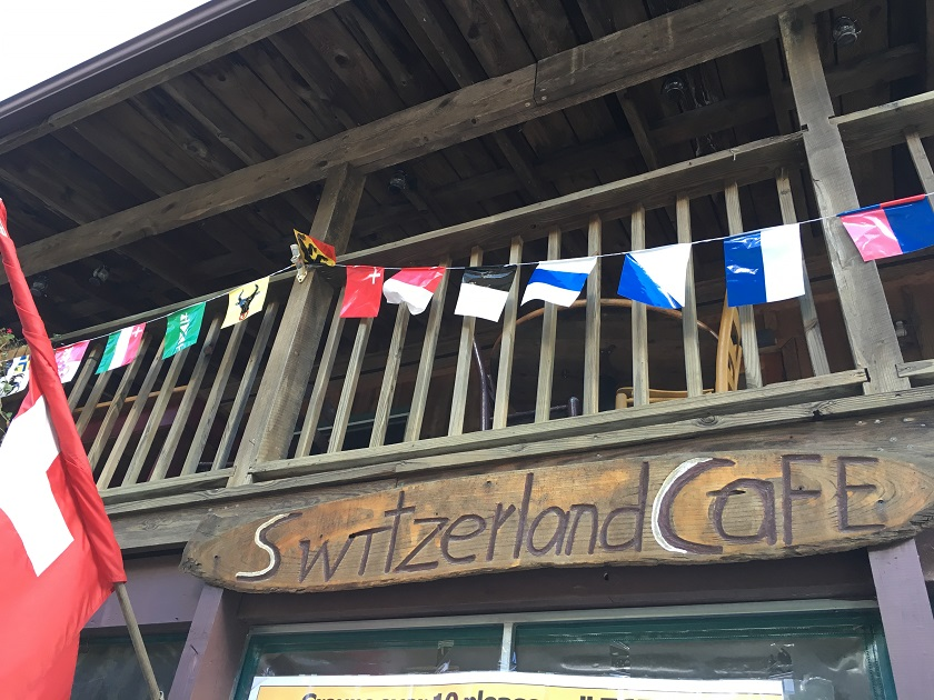 Switzerland Cafe, Little Switzerland NC