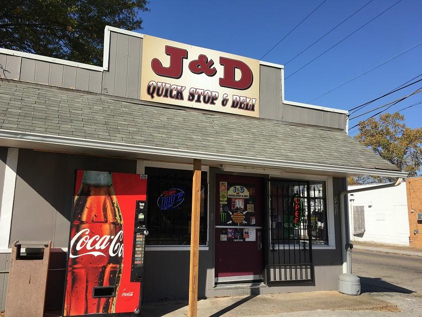 J & D Quick Stop & Deli, ChattanoogaTN