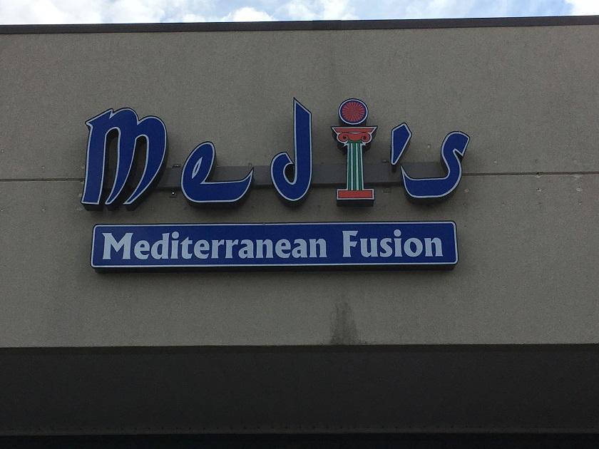Medi's Mediterranean Fusion, MaconGA