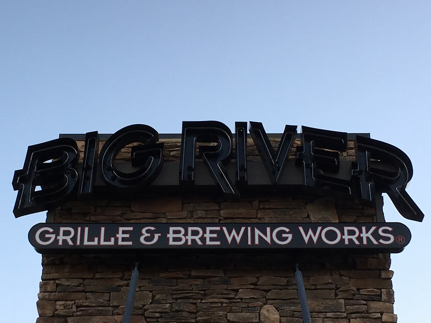 Big River Grille, Chattanooga TN