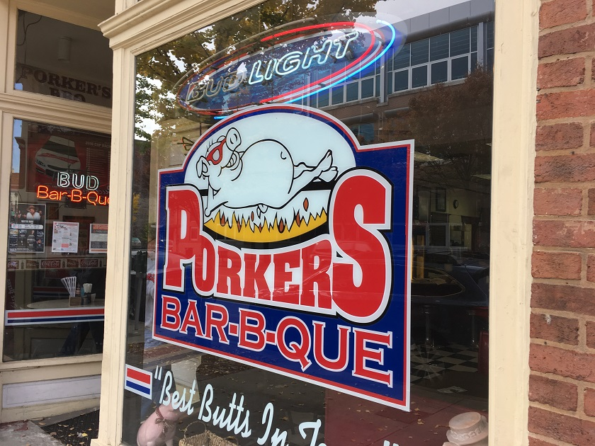 Porkers Bar-B-Que, Chattanooga TN