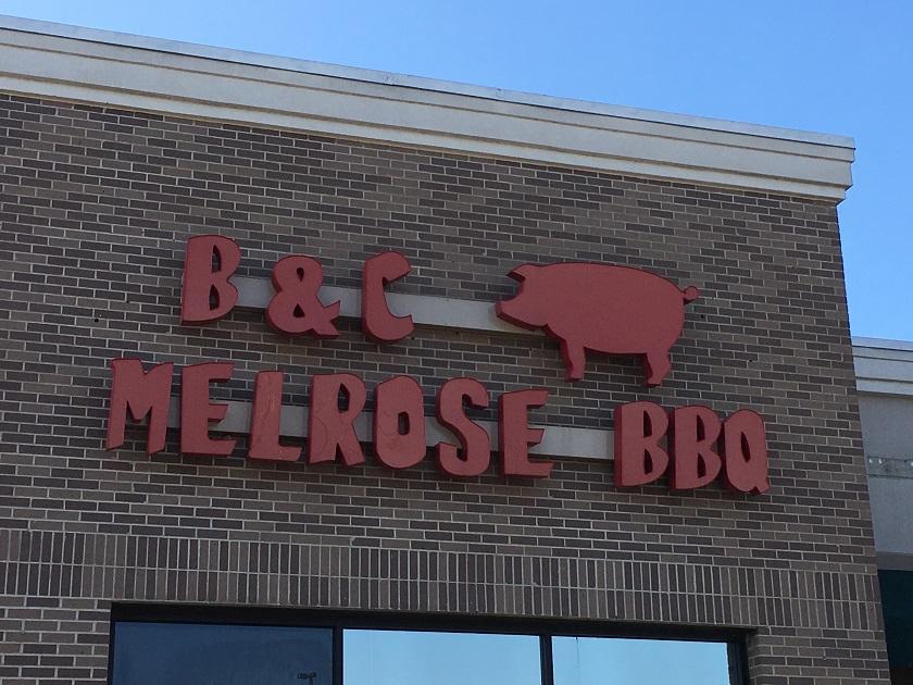 B & C Melrose BBQ, NashvilleTN