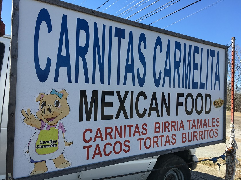 Carnitas Carmelita, Chattanooga TN