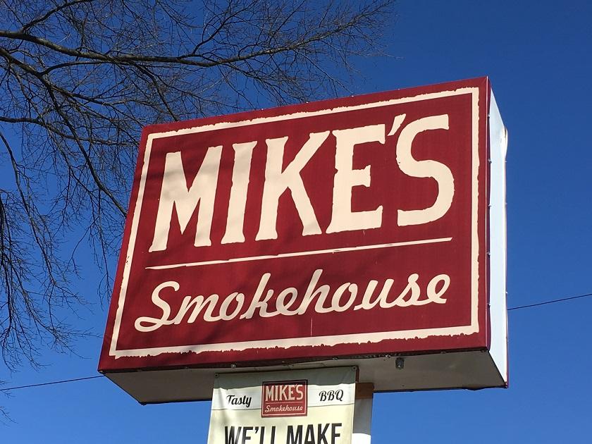 Mike's Smokehouse, ChattanoogaTN