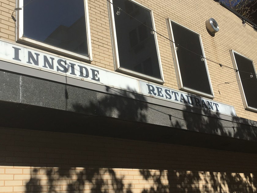 Innside Restaurant, Chattanooga TN