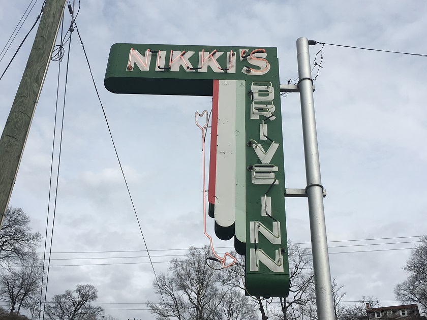 Nikki's Drive-Inn, Chattanooga TN (take two)