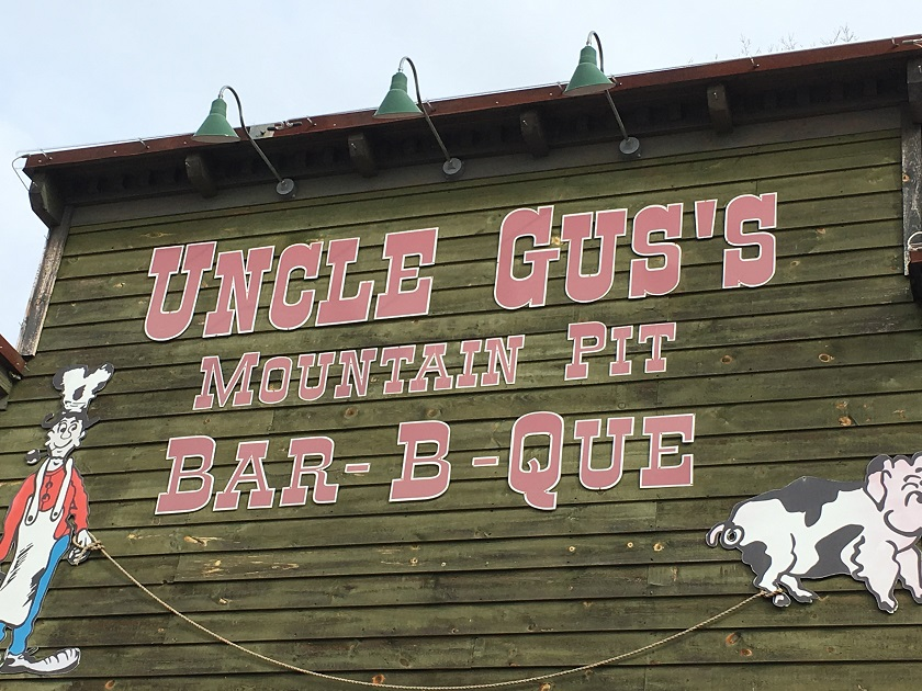 Uncle Gus's Mountain Pit Bar-B-Que, Decatur TN