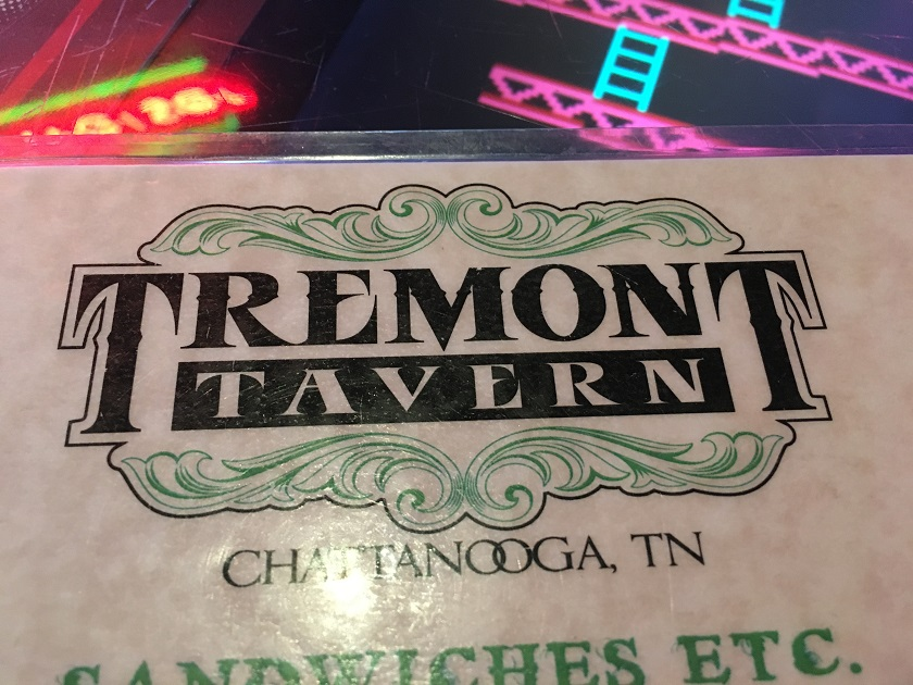 Tremont Tavern, Chattanooga TN (take two)