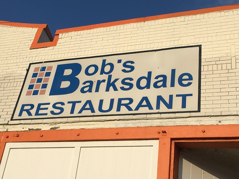 Bob's Barksdale Restaurant, MemphisTN