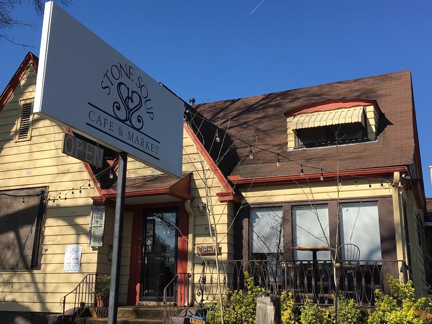 Stone Soup Cafe & Market, MemphisTN