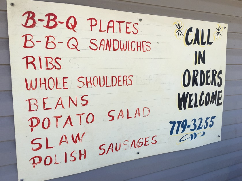 Helen's Bar-B-Q, Brownsville TN