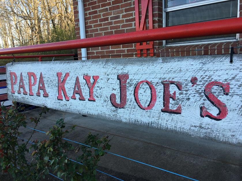 Papa KayJoe's BBQ, CentervilleTN