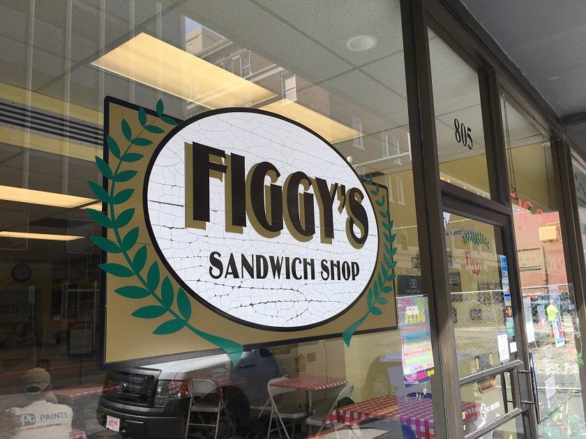 Figgy's Sandwich Shop, ChattanoogaTN