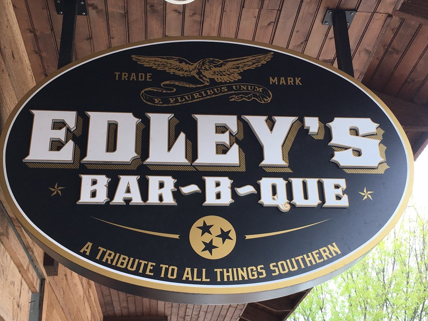 Edley's Bar-B-Que, Nashville TN