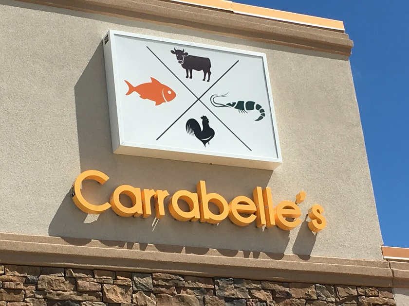 Carrabelle's, Dayton TN
