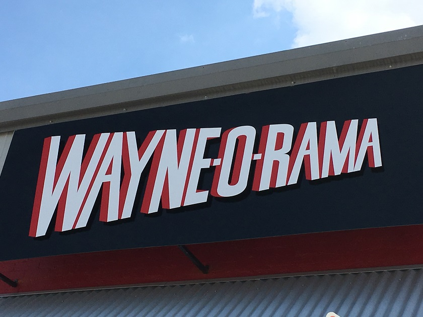 Photo Post 24: Wayne-o-Rama, Chattanooga TN