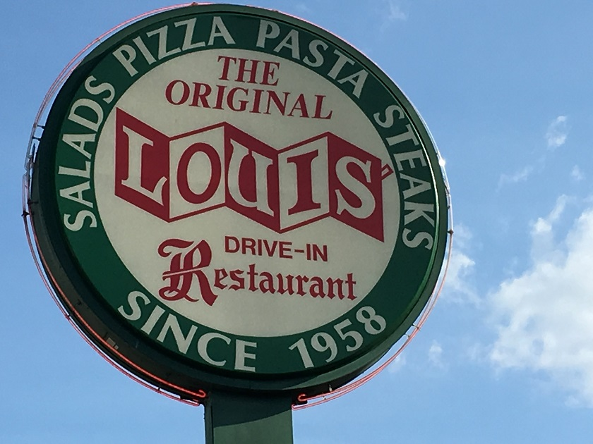 The Original Louis' Drive-In Restaurant, Knoxville TN