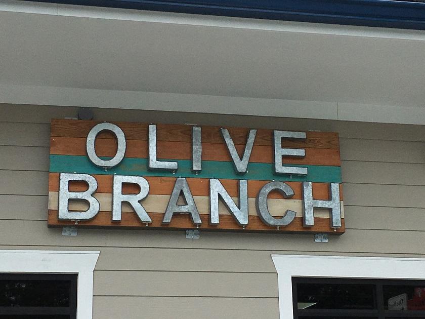 Olive Branch, East RidgeTN