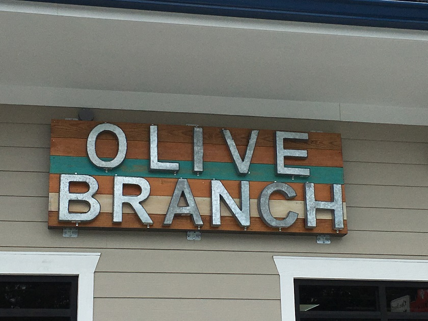 Olive Branch, East Ridge TN
