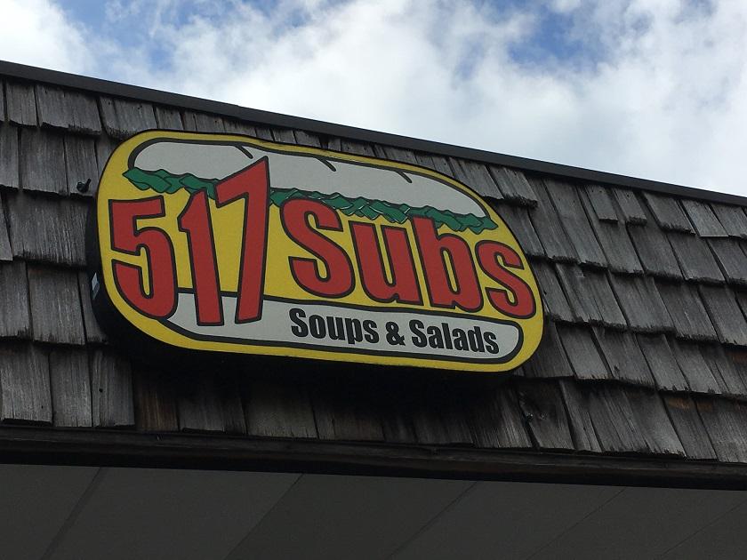 517 Subs, Signal MountainTN