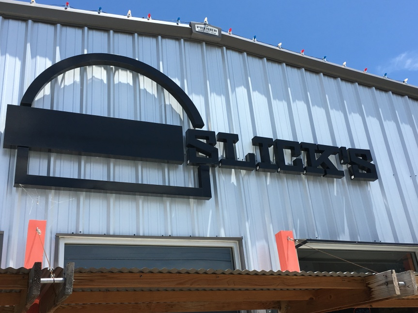 Slick's, Chattanooga TN