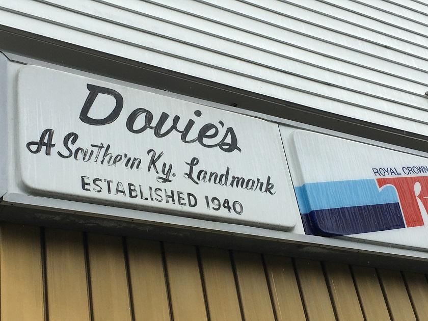 Dovie's, Tompkinsville KY