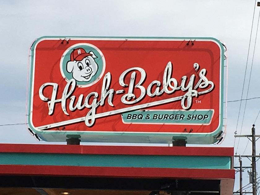 Hugh-Baby's, Nashville TN