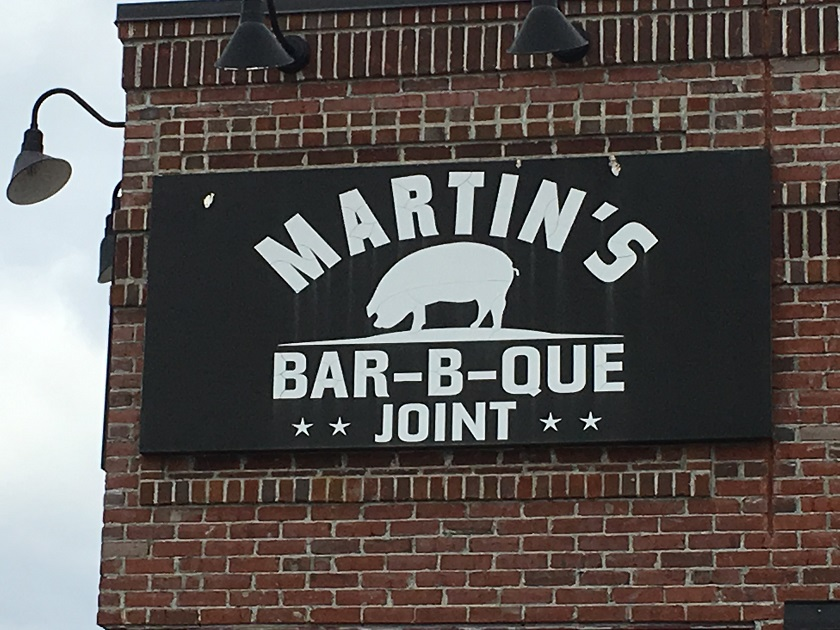 Martin's Bar-B-Que Joint, Nolensville TN (take two)
