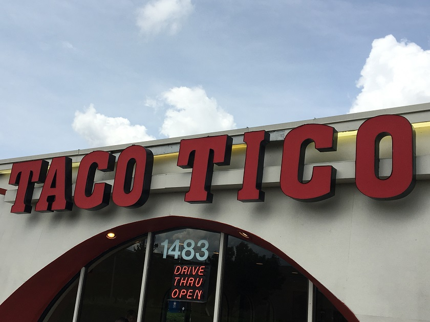 Taco Tico, Lexington KY