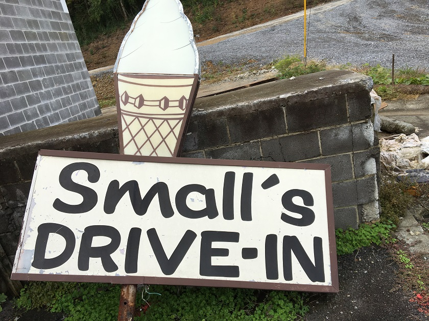 Small's Drive-In, Athens TN