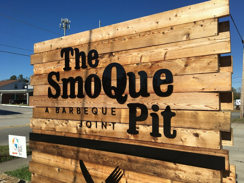 The SmoQue Pit, StatesboroGA